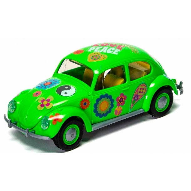 Airfix VW Beetle Flower Power quick build sæt