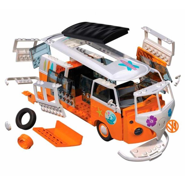 Airfix VW Camper Van 'Surfin'  quick build sæt