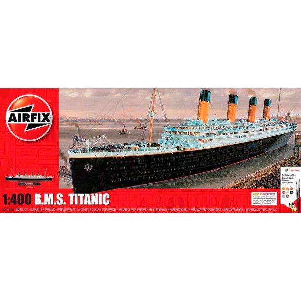 Airfix RMS Titanic scala 1:400