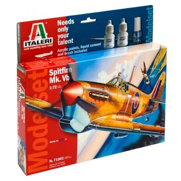 Italeri Spitfire Mk. VB