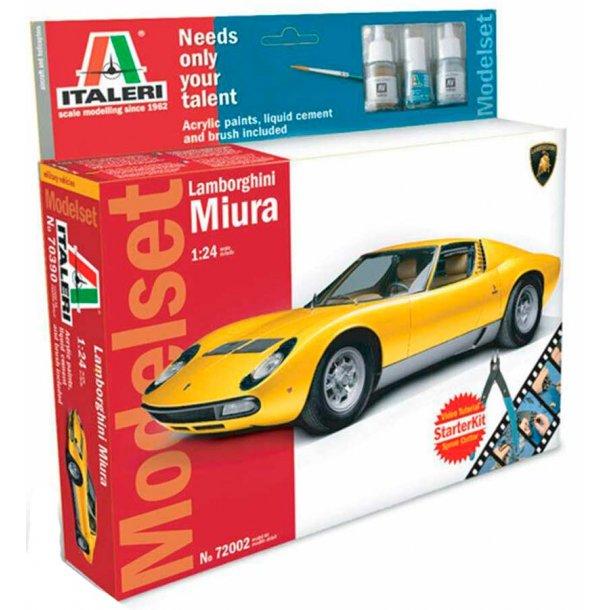 Italeri Lamborghini Miura