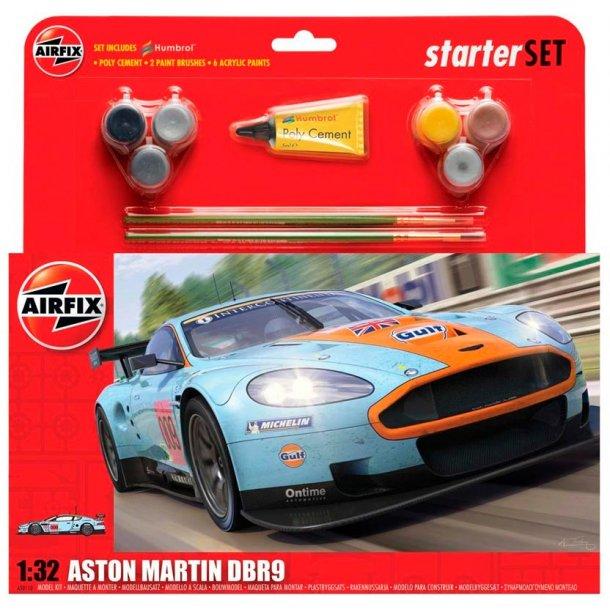 Airfix Aston martin DBR9 1:32 komplet sæt