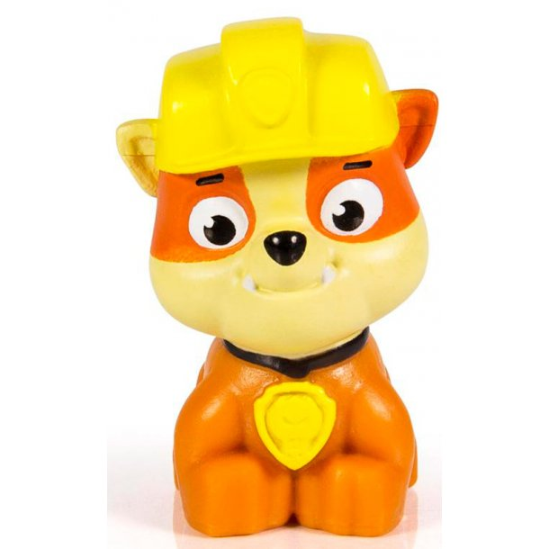 Paw Patrol mini figur - Rubble Ruben