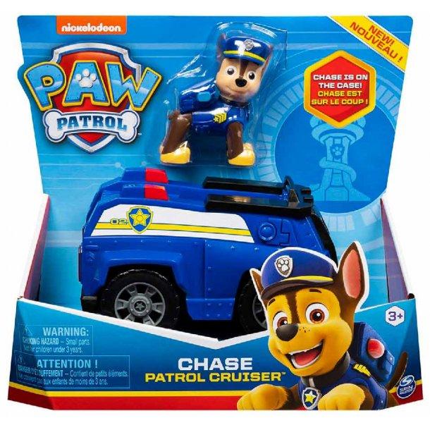 Chase Patrol cruiser