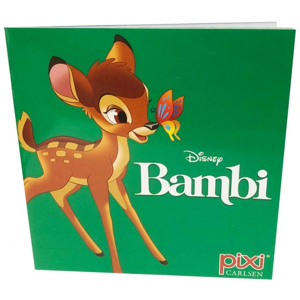 Bambi - Pixi bog