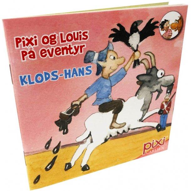 Pixi og louis på eventyr - Klods-Hans