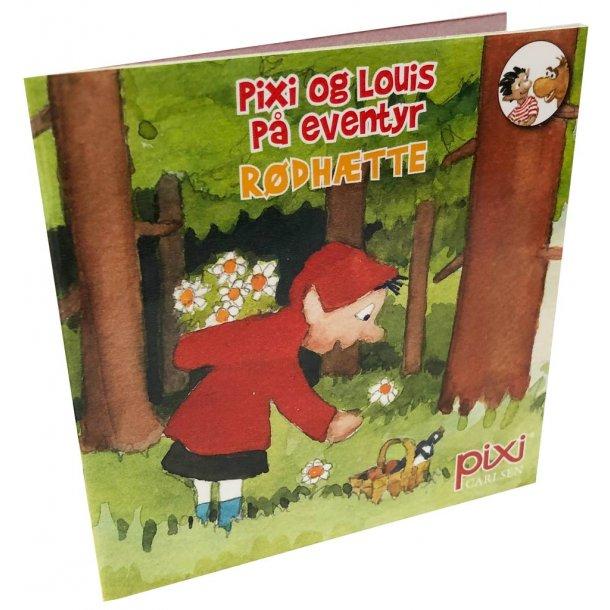 Pixi og louis på eventyr - Rødhætte