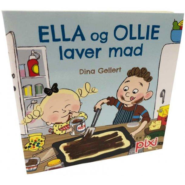 Ella og Ollie laver mad