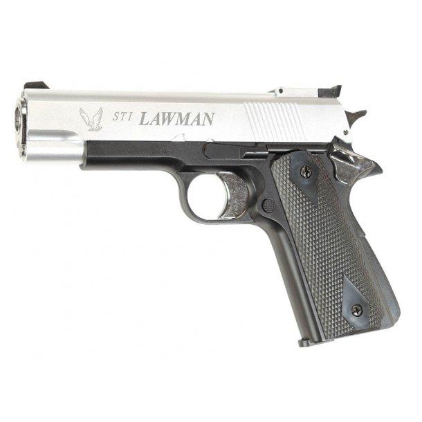 STI Lawman dualtone - Gas pistol