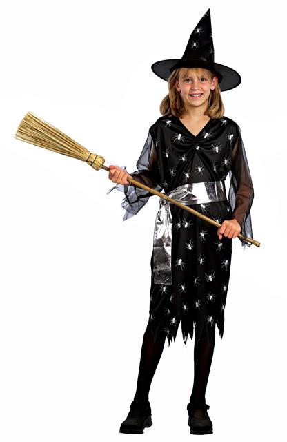 13fc0c349a3 Hekse kostume   Golden Witch Fastelavnskostume str. 140