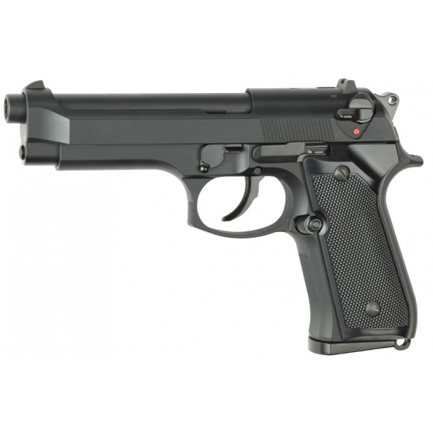 M9 gas pistol blow Back Heavy Weight