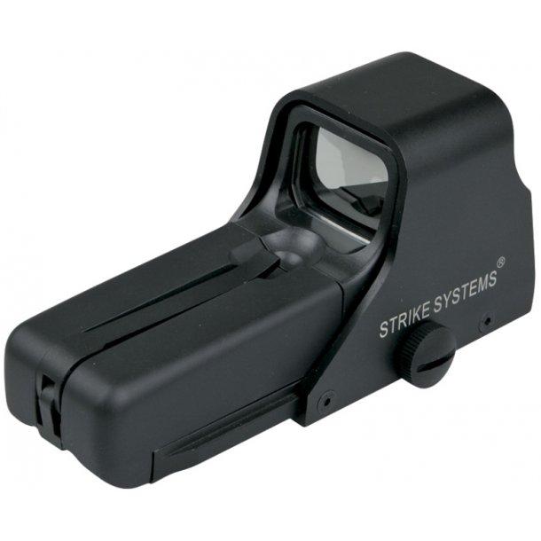 Advanced dot sight - rødpunktsigte Sort