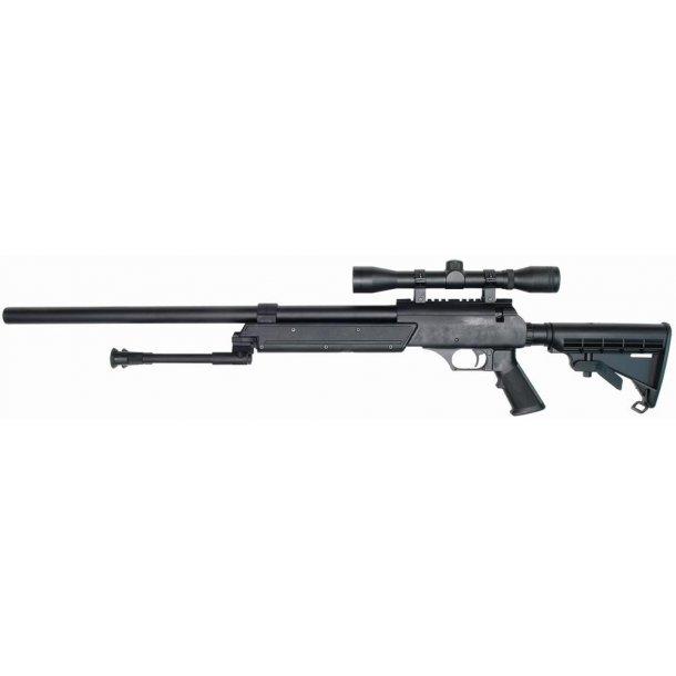 Urban Sniper - med kikkert og bi-pod