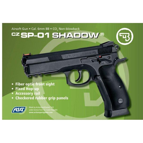CZ SP 01 Shadow