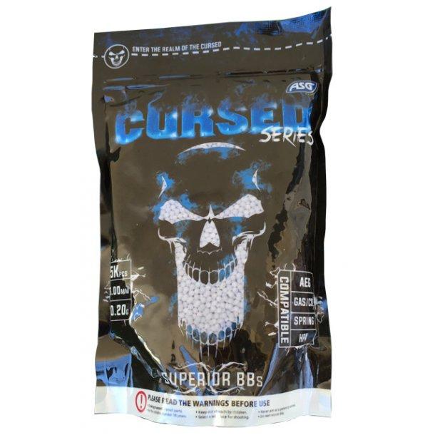 Cursed kugler 0,20g 5000 stk. / 1 kg.