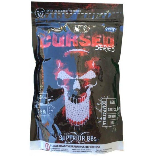 Cursed kugler 0,28g 3600 stk. / 1 kg