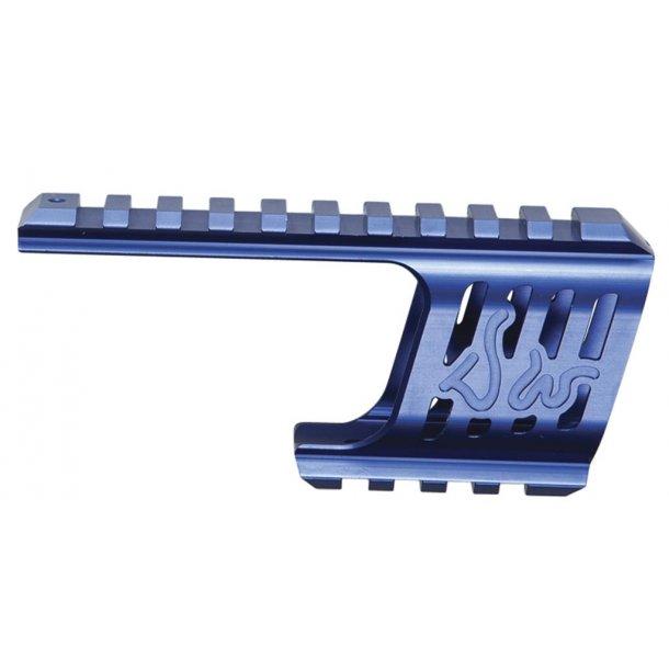 Dan Wesson 715 Rail mount - Blue