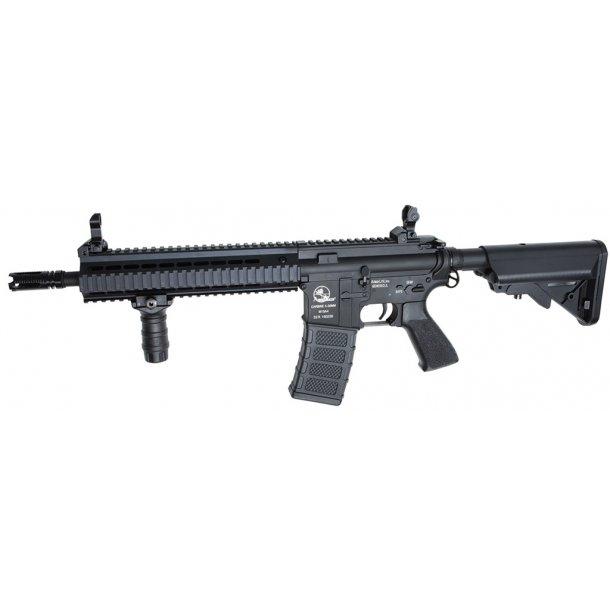 Armalite M15 assault full metal - black valuepack