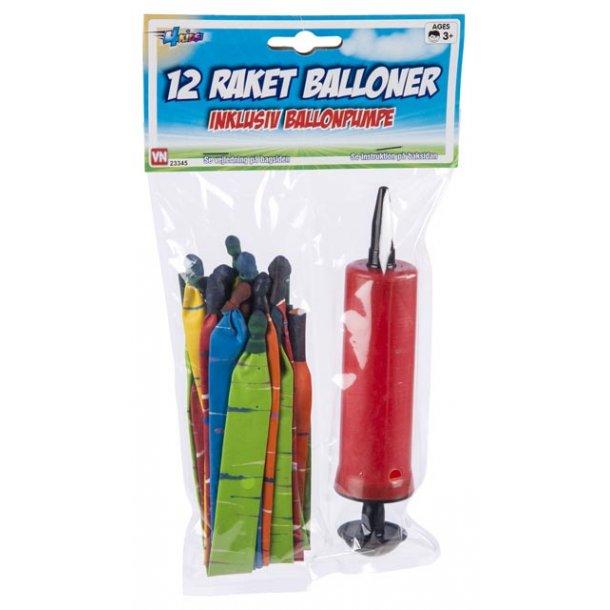 Raketballoner