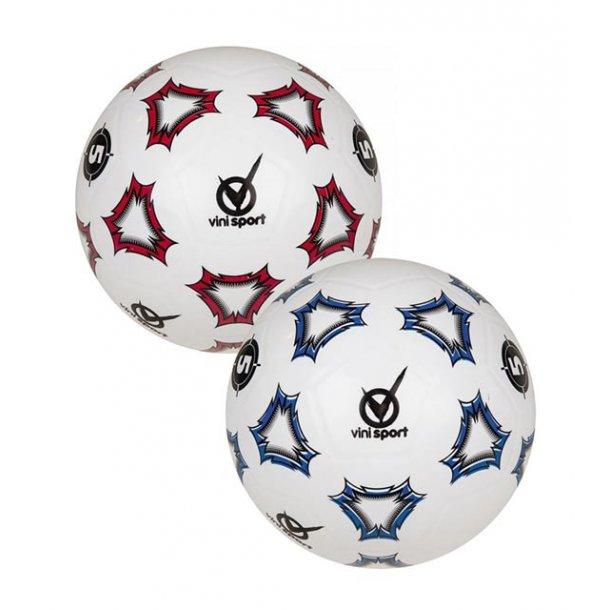 Fodbold str. 5 250g - Flotte farver