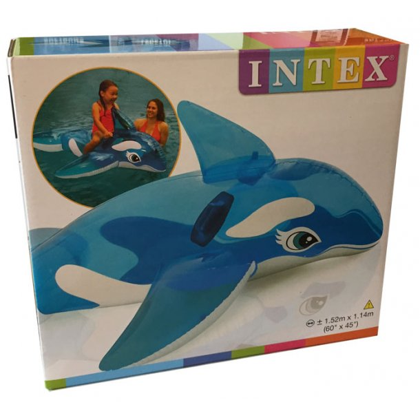 Intex hval badedyr