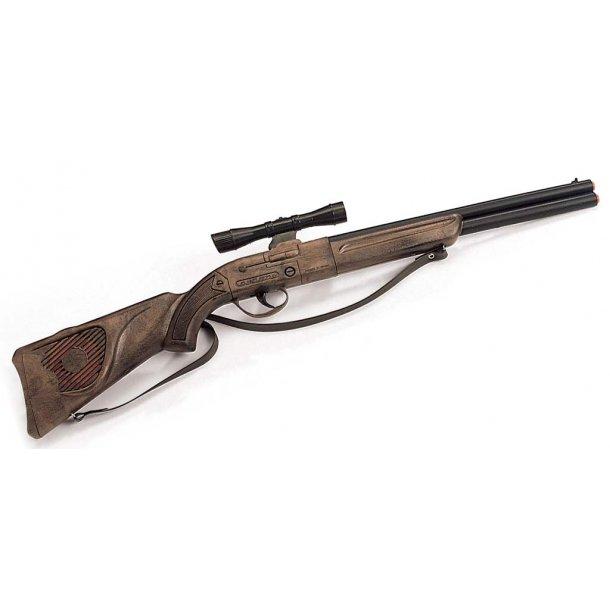 Jagtgevær fra Gunman med lyd.