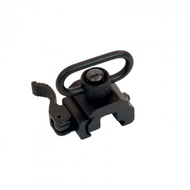 Sling mount with QD system
