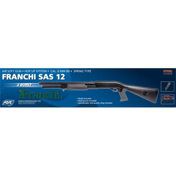 Franchi SAS 12 - burstfire