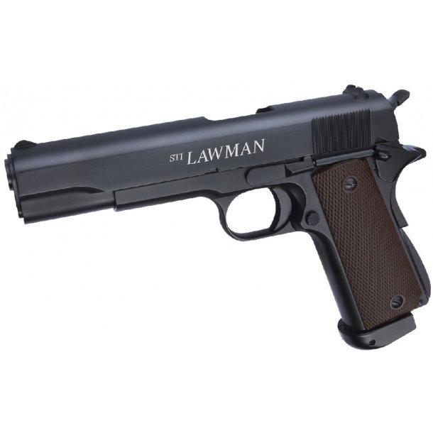 STI Lawman Co2 blowback
