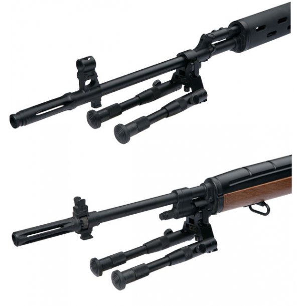 Bipod - barrel mount