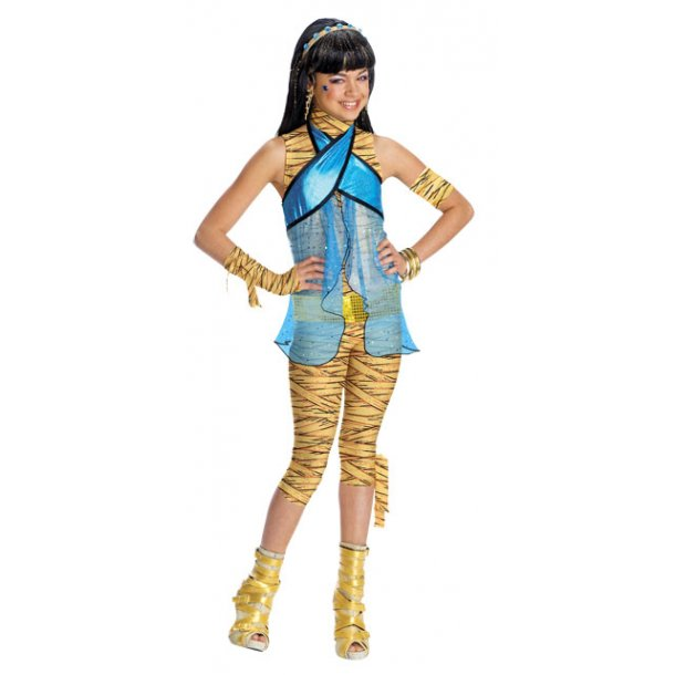 Monster High - Cleo De Nile str. 116