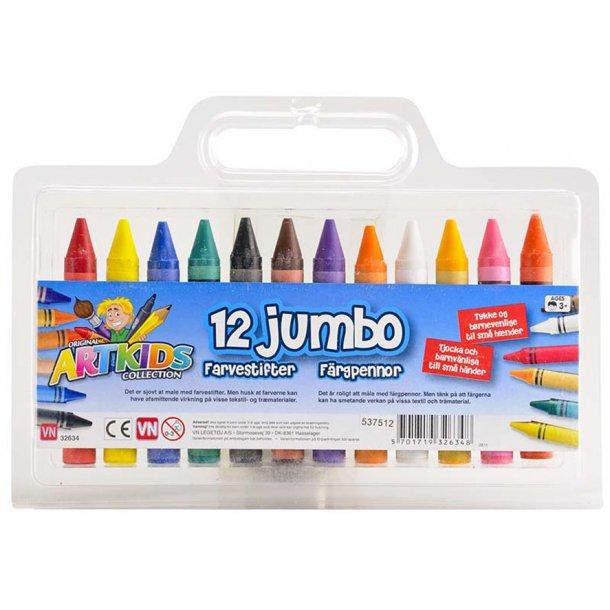 Jumbo farver
