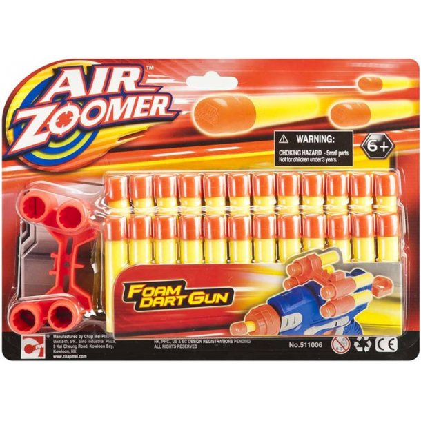 Air Zoomer - 24 stk. softpile