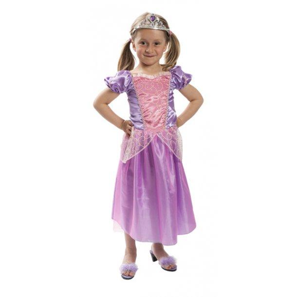 Rapunzel princess dragt 4 - 7 år