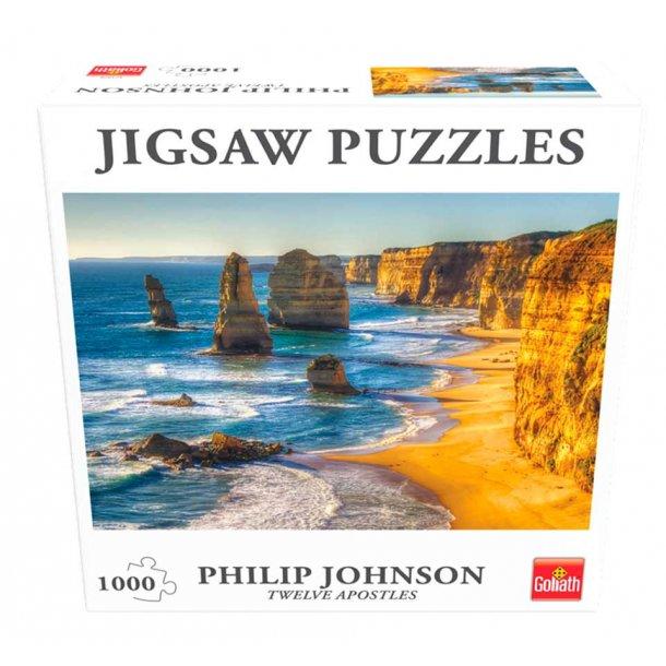 Philip johnson puslespil - Twelve Apostles