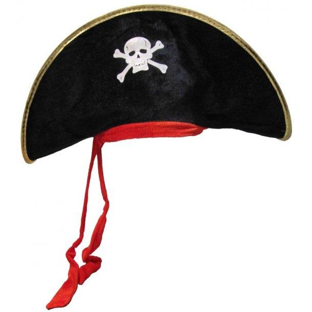 Pirat kaptajn hat