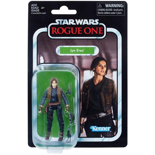Jyn Erso - Star Wars vintage collection