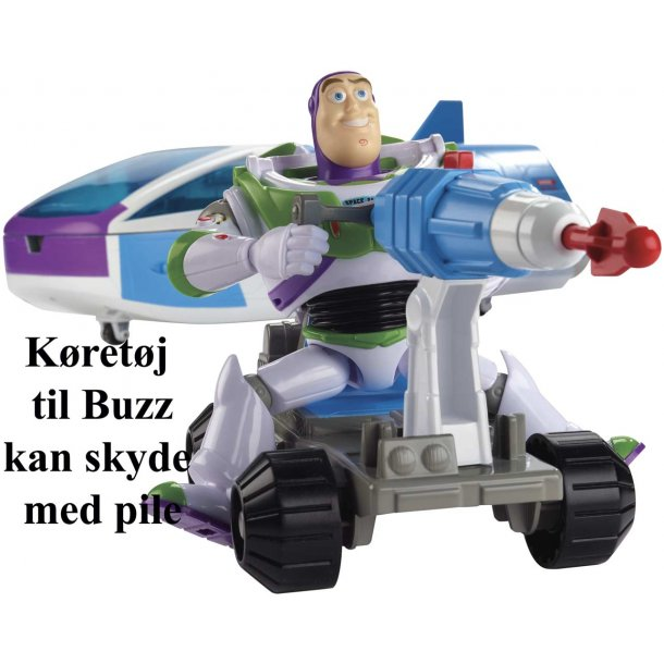 Buzz Lightyear Space Command rumskib