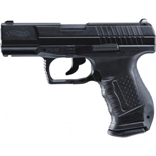 Walther P99 DAO Co2 blow back
