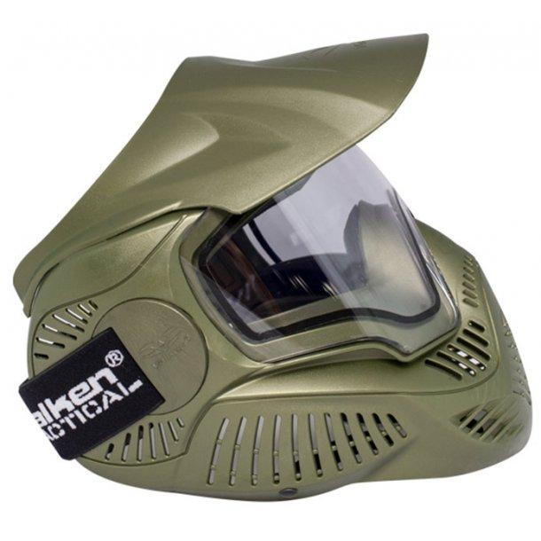 Valken MI-7 termo maske olive
