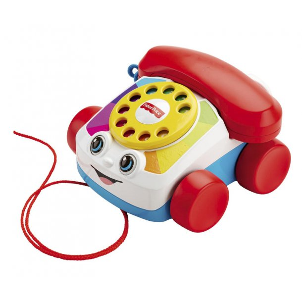 Fisher Price telefon med lyd