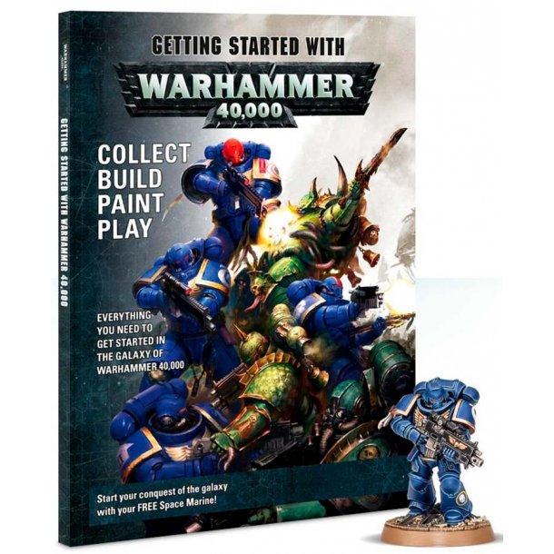 Kom i gang med Warhammer 40K