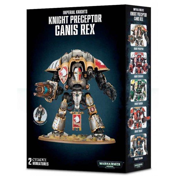Knight Preceptor ganis rex